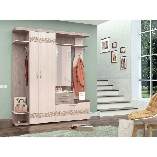 Набор мебели для прихожей Мэри 3 (ширина 181 см)