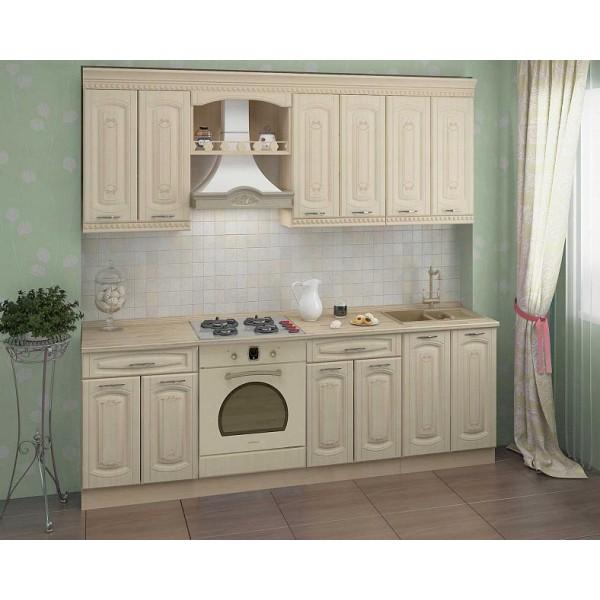 Кухонный гарнитур Глория 3 9 (ширина 240 см)