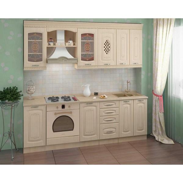 Кухонный гарнитур Глория 3 13 (ширина 240 см)