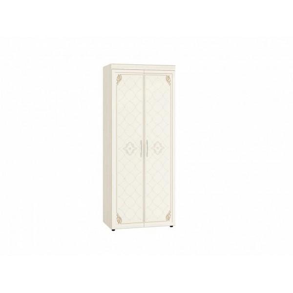 Шкаф для одежды с полками и штангой Версаль 99.13
