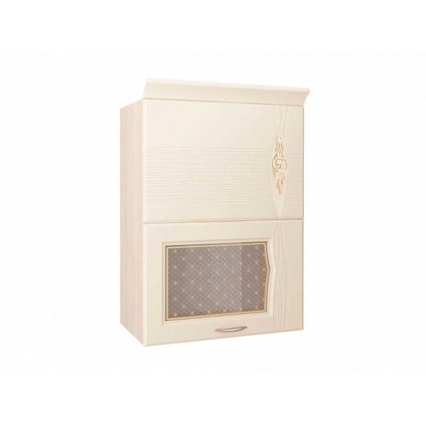 Шкаф-витрина кухонный (с системой плавного закрывания) Софи 22.80