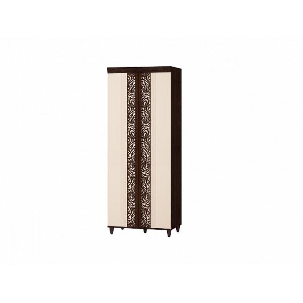 Шкаф для одежды с полками и штангой Катрин 92.13