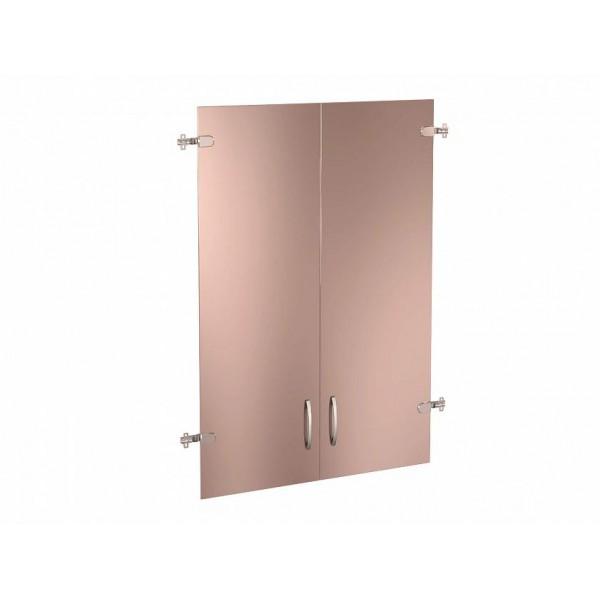 Двери стеклянные 3 секции Альфа 64.38