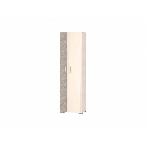 Шкаф для одежды с полками и штангой (лев/прав) Фреска 48.01