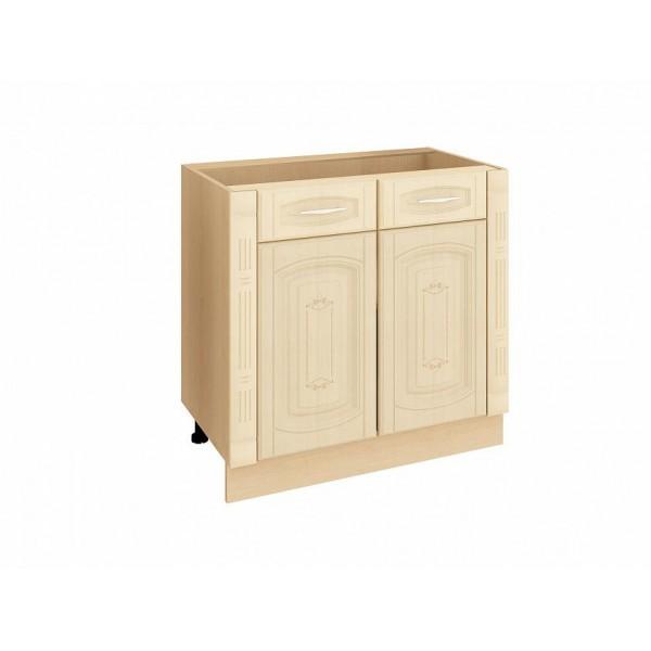 Напольный шкаф (2 ящика с метабоксами) Глория 03.63.2