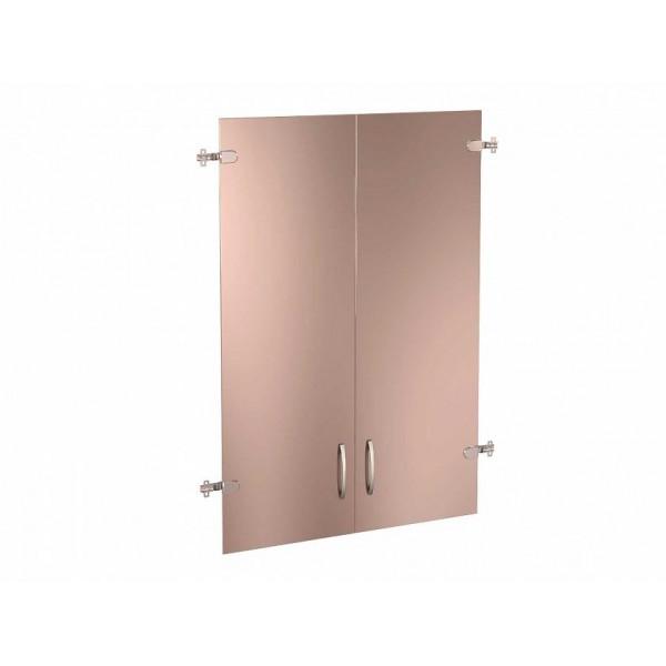 Двери стеклянные 3 секции Альфа 62.38