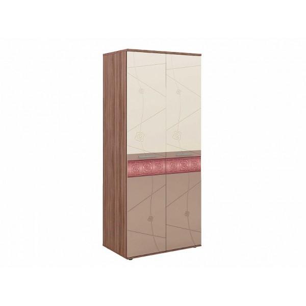 Шкаф для одежды с полками и штангой Розали 96.13