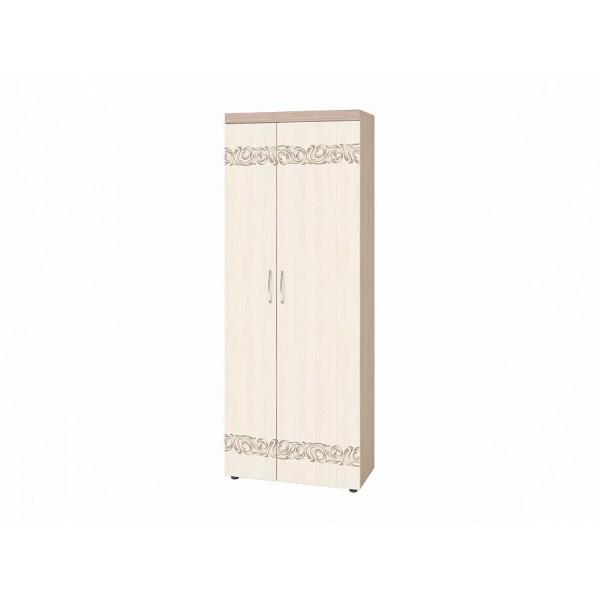 Шкаф для одежды с полками и штангой Мэри 39.02