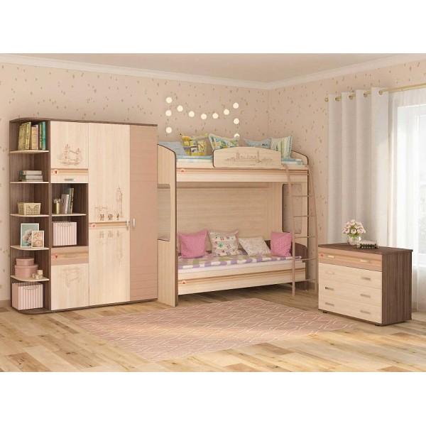 Набор мебели для детской Британия 21