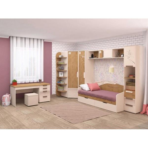 Набор подростковой мебели Фристайл 10