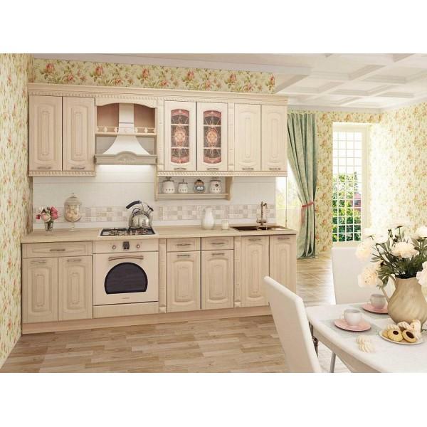 Кухонный гарнитур Глория 3 19.1 (ширина 260 см)