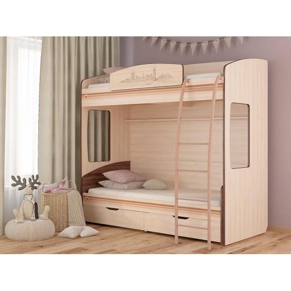 Двухъярусная кровать Британия 38