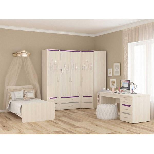 Набор мебели для детской Мегаполис 11