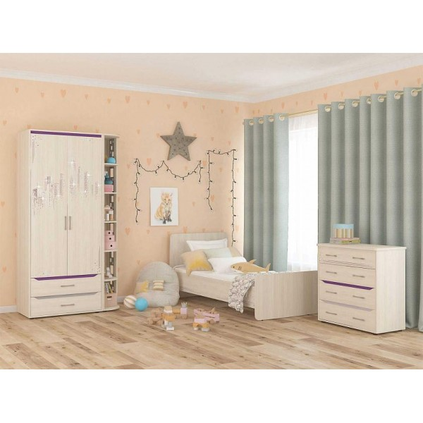 Набор мебели для детской Мегаполис 13