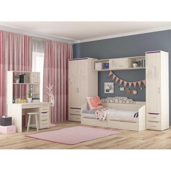 Набор мебели для детской Мегаполис 8