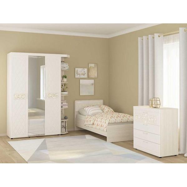Набор подростковой мебели Тиффани 48