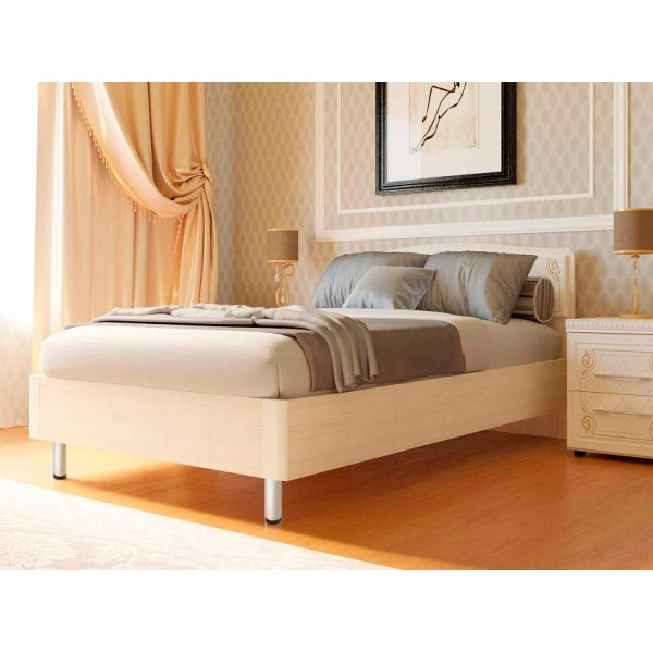 Кровать с матрасом Версаль 42