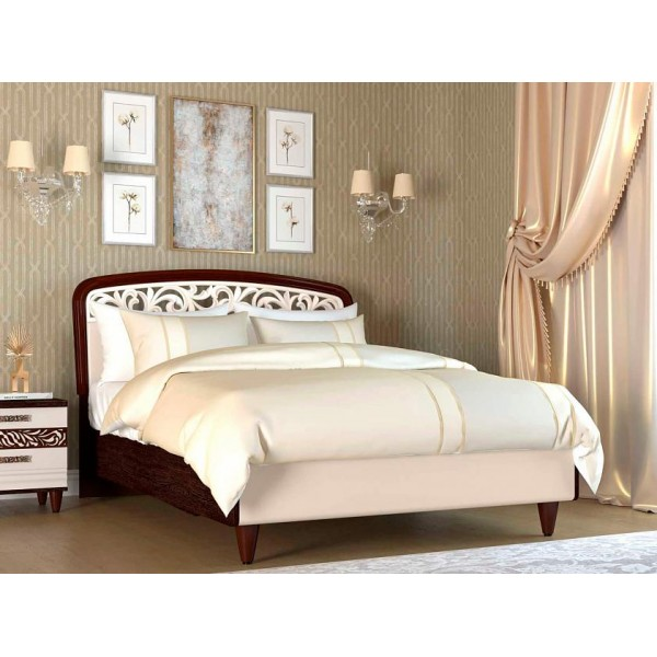 Кровать с матрасом Катрин 10