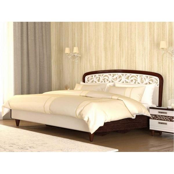 Кровать с матрасом Катрин 11