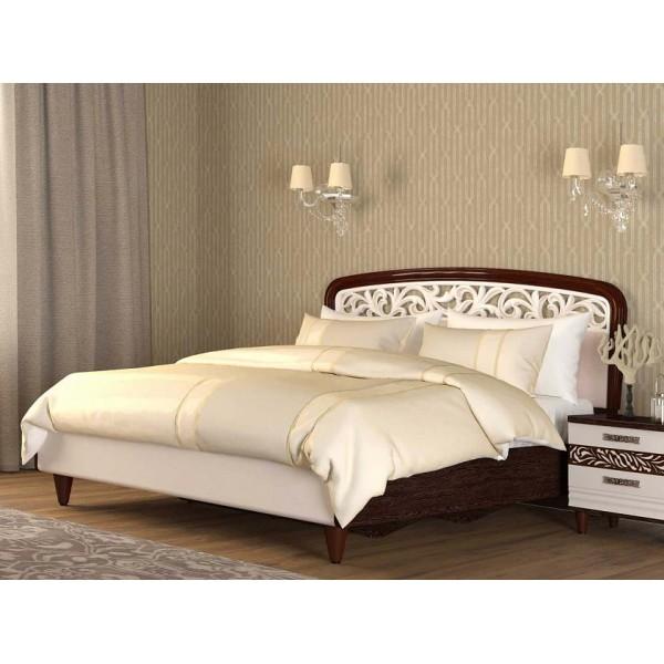 Кровать с матрасом Катрин 12