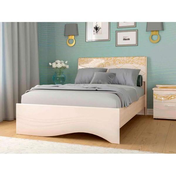 Кровать с матрасом Соната 55