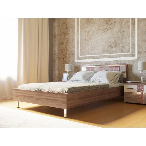 Кровать с матрасом Розали 22