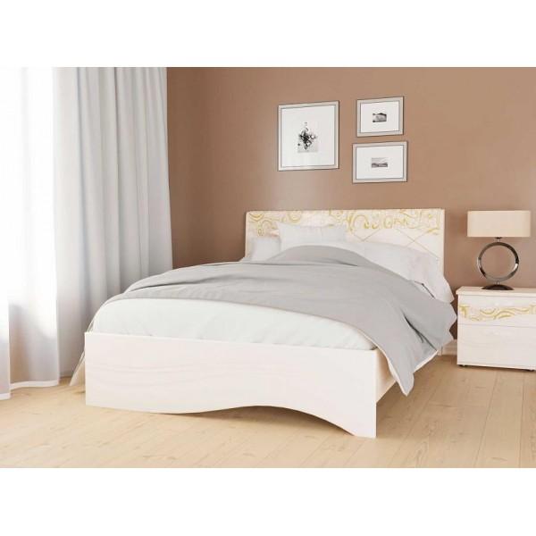 Кровать с матрасом Соната 42