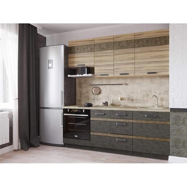 Кухонный гарнитур Бруклин 5 (ширина 200 см)