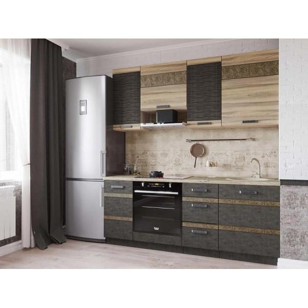 Кухонный гарнитур Бруклин 8 (ширина 200 см)