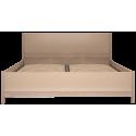 Кровать двуспальная 1600 мм с подъёмным механизмом Вива №5
