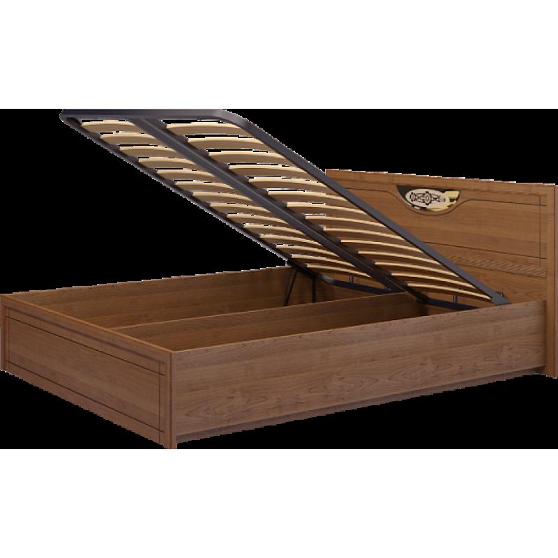 Кровать двуспальная (1600) (К-1) с подъёмным механизмом Лондон №5