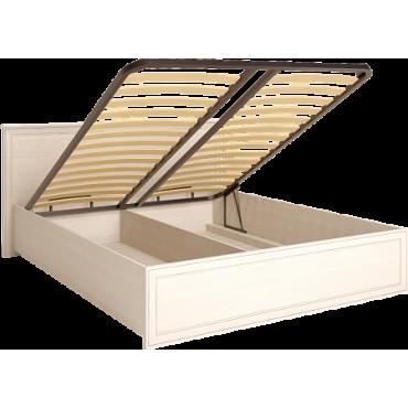 Кровать двуспальная 1600 мм (с подъёмным механизмом) Венеция №5