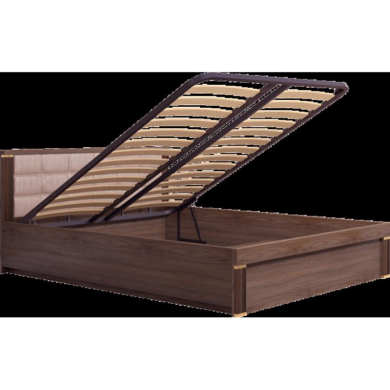 Кровать двуспальная 1400 с подъёмным механизмом Париж №8