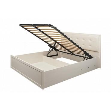 Кровать двуспальная на 1400 с подъёмным механизмом Ника-Люкс №37