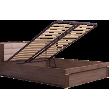 Кровать двуспальная 1600 с подъёмным механизмом Париж №5