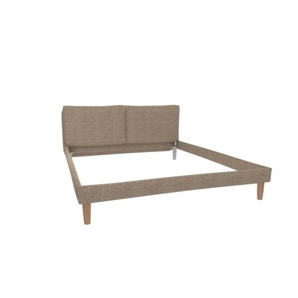 Кровать 1600 Модерн Флекс (Коричневый)
