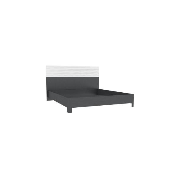 Кровать 1600 без основания Соната (Венге Цаво)