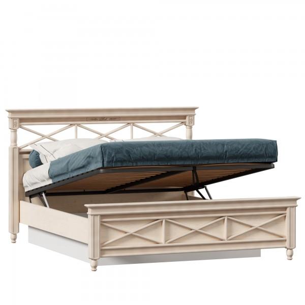 Кровать 1600 с подъёмным механизмом Амели (Дуб Прованс)