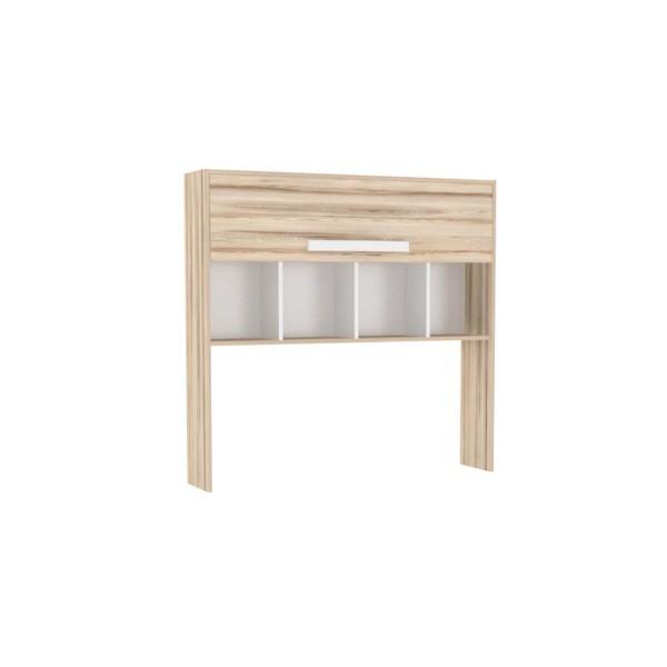 Надстройка стола Марта (Белый/Дезира Эш)