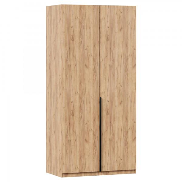 Шкаф двухстворчатый Норд (Дуб Золотой)