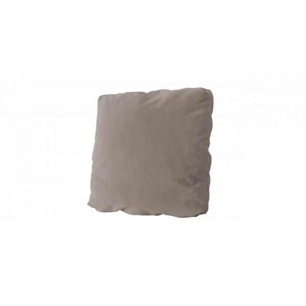 Подушка малая П1 (Galaxy 05 (велюр) светло-коричневый)