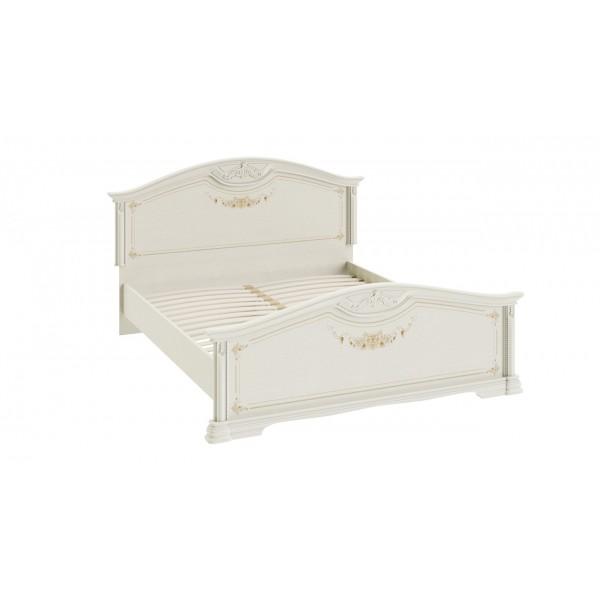 Двуспальная кровать «Лючия» (Штрихлак)