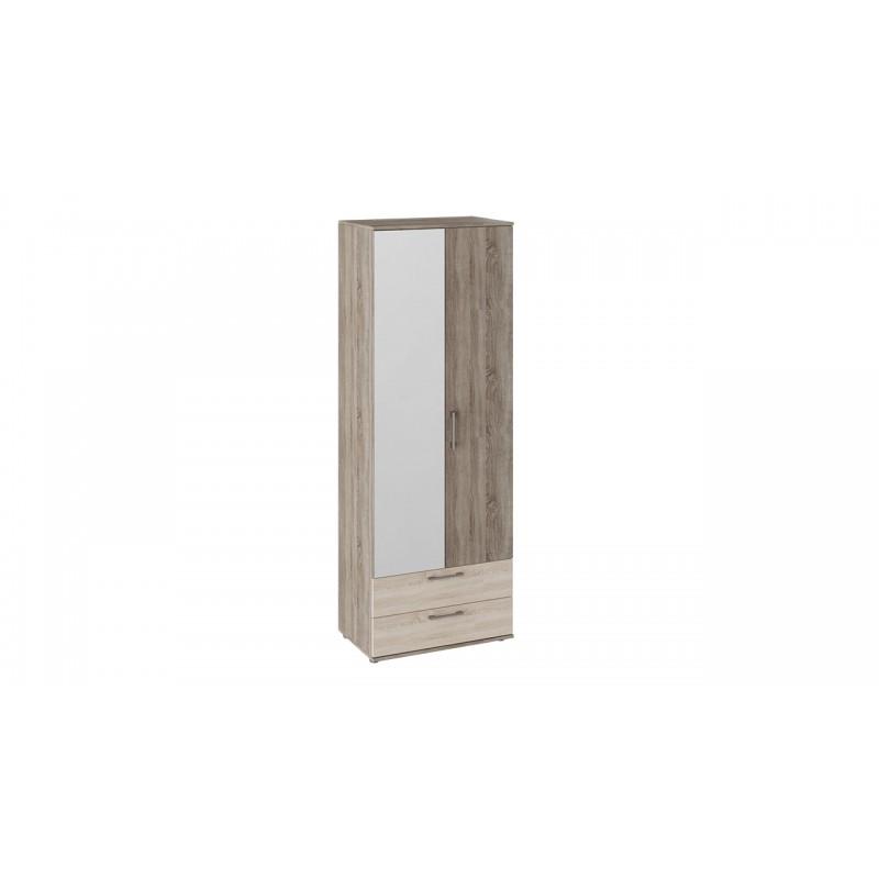 Шкаф комбинированный «Марта» (Дуб Сонома трюфель/Дуб Сонома)