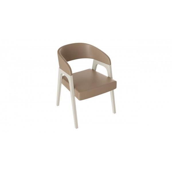 Кресло «Техас 1» (Слоновая кость/тк №65)
