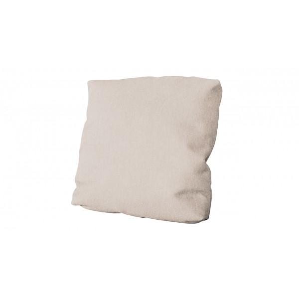 Подушка малая П1 (Kolibri Cream (велюр) кремовый)