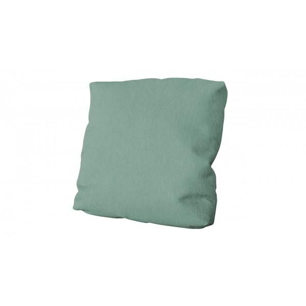 Подушка малая П1 (Kolibri Aqva (велюр) бирюзовый)