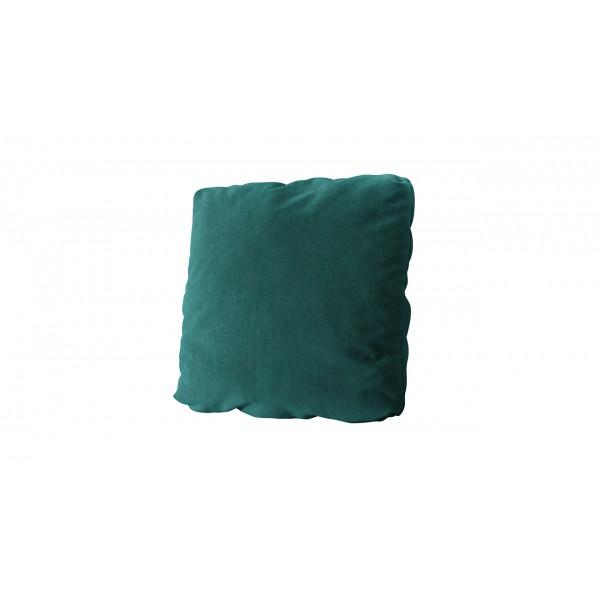 Подушка малая П1 (Beauty 06 (велюр) изумрудный)