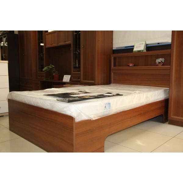 Кровать с нишей с ортопедическим основанием